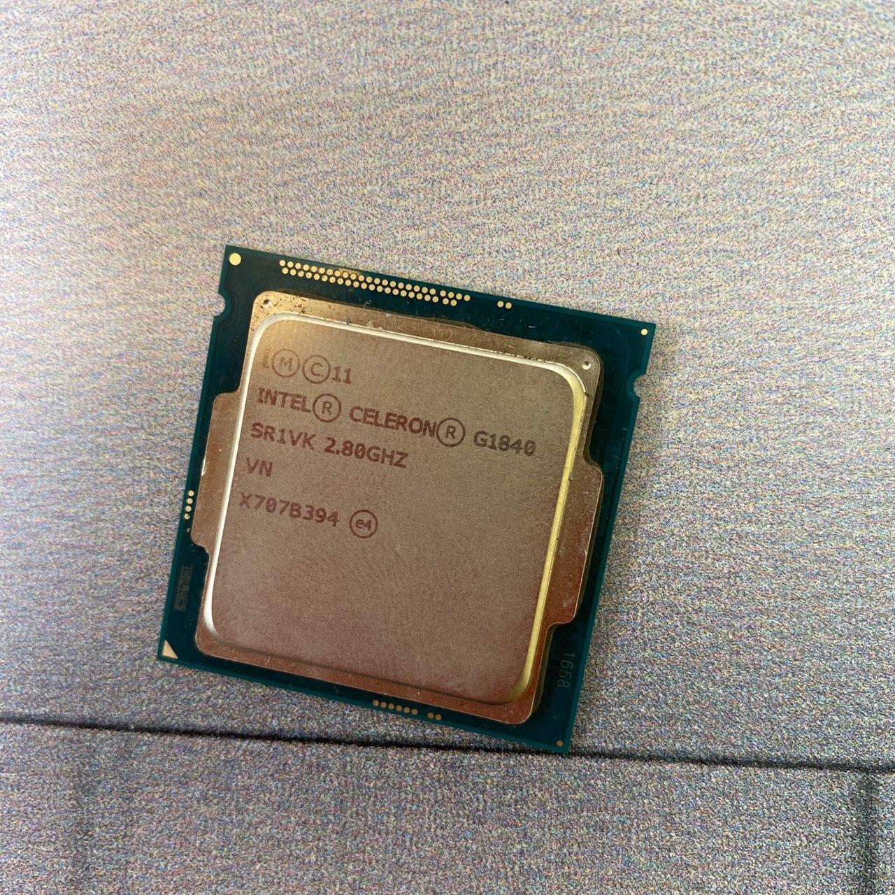 Процессор  X2 Intel 1150s/pentium/celeron