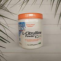 Цитруллин, Doctor's Best, L-Citrulline Powder, 200 gram Doctors, фото 1