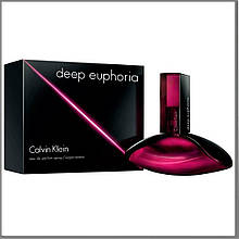 Calvin Klein Deep Euphoria парфюмированная вода 100 ml. (Кельвин Кляйн Дип Эйфория)