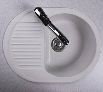 Мойка кухонная Fancy Marble Yuta 620х470х190