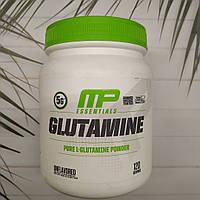 MusclePharm Glutamine 600 g 120 serv pure, глютамин 600 грамм Масклфарм