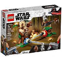 Конструктор LEGO Star Wars Нападение на планету Эндор 193 детали (75238), фото 1