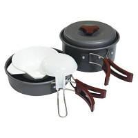 Набор туристической посуды Tramp TRC-025