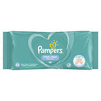 Влажные салфетки Pampers Fresh Clean, 52 шт.