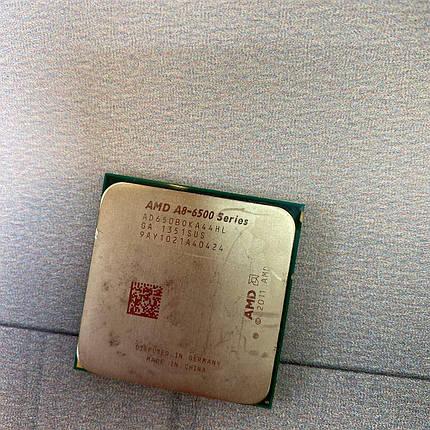 Процессор AMD A8-6500, фото 2