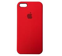 Силиконовый чехол Silicone Case для iPhone SE