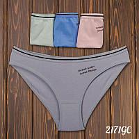 """Трусы бикини женские """"Great Color"""" Donella (Турция) M-2171GC   10 шт."""