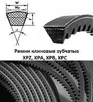 Ремни зубчатые XPZ, XPA, XPB, XPC