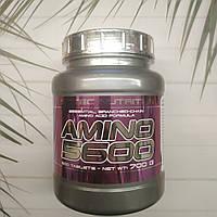 Amino 5600 Scitec Nutrition 500 tabs., аминокислоты