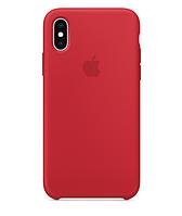 Силиконовый чехол Silicone Case для iPhone XS