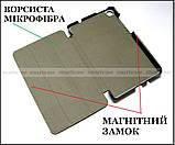 Чехол для планшета Lenovo Tab M8 HD Tb-8505F Tb-8505X темный синий с магнитами, фото 4