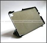 Чехол для планшета Lenovo Tab M8 HD Tb-8505F Tb-8505X темный синий с магнитами, фото 5