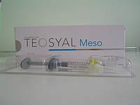 Гиалуроновый биоревитализант Теосиаль Мезо - 1Х1мл