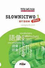 Testuj Swoj Polski PLUS - Slownictwo 1 / Prolog (Justyna Krzton) -  Книга польского языка