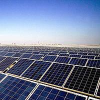 На Дніпропетровщині запрацювала СЕС на 20 МВт