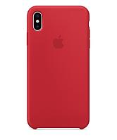 Силиконовый чехол Silicone Case для iPhone XS Max