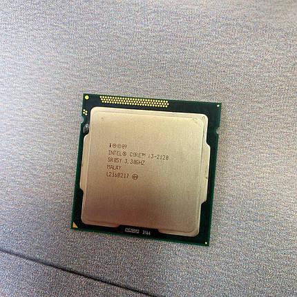 Процессор Intel i3-2120, фото 2