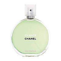 Chanel Chance Eau Fraiche Туалетная вода 100 ml (Шанель Шанс Фреш) Духи Зеленые Фрэш Зеленый
