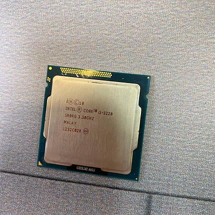 Процессор Intel i3-3220, фото 2