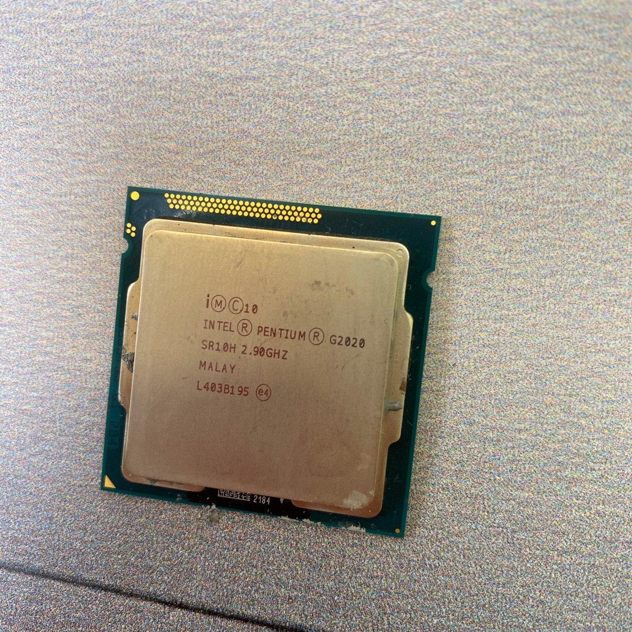 Процессор Intel 1155s x2