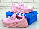 Жіночі Кросівки Adidas Shark full Pink, фото 4