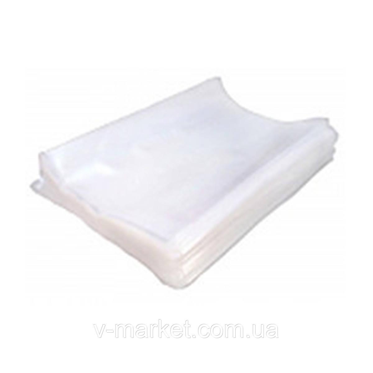 Мешок полиэтиленовый пищевые прозрачные 120 мкм., 65 см на 100 см, 50 шт