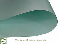 Дизайнерская бумага Aquamarine, перламутровая аквамариновая, 120 гр/м2