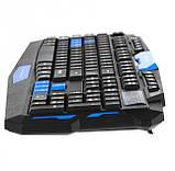 Комплект беспроводная клавиатура и мышь HK-8100, фото 6