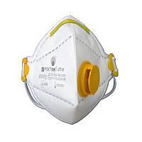 Респиратор, защитная маска РОСТОК 2П-К FFP2 с клапаном