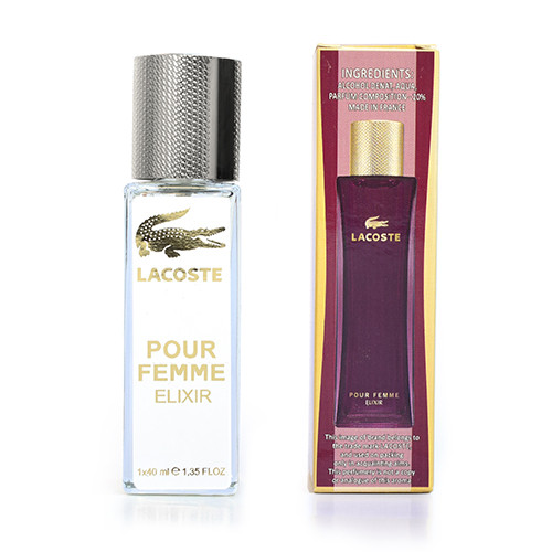 Женский тестер люкс Lacoste Pour Femme Elixir