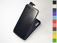 Откидной чехол из натуральной кожи для Samsung Galaxy A30s 2019 A307