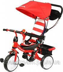 Велосипед детский 3х колесный Kidzmotion Tobi  Junior RED