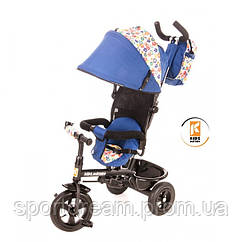 Велосипед детский 3х колесный Kidzmotion Tobi  Venture BLUE