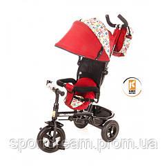 Велосипед детский 3х колесный Kidzmotion Tobi  Venture RED