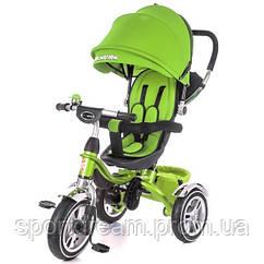 Велосипед детский 3х колесный Kidzmotion Tobi  Pro GREEN