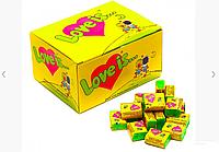 Love is Лове из Ананас-Кокос 100 шт жевательная резинка, фото 1