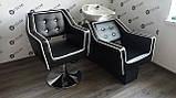 Парикмахерское кресло Askold, фото 6