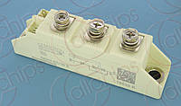 Диод-Тиристор 1600В 50А Semikron SKKH57/16E Semipack1