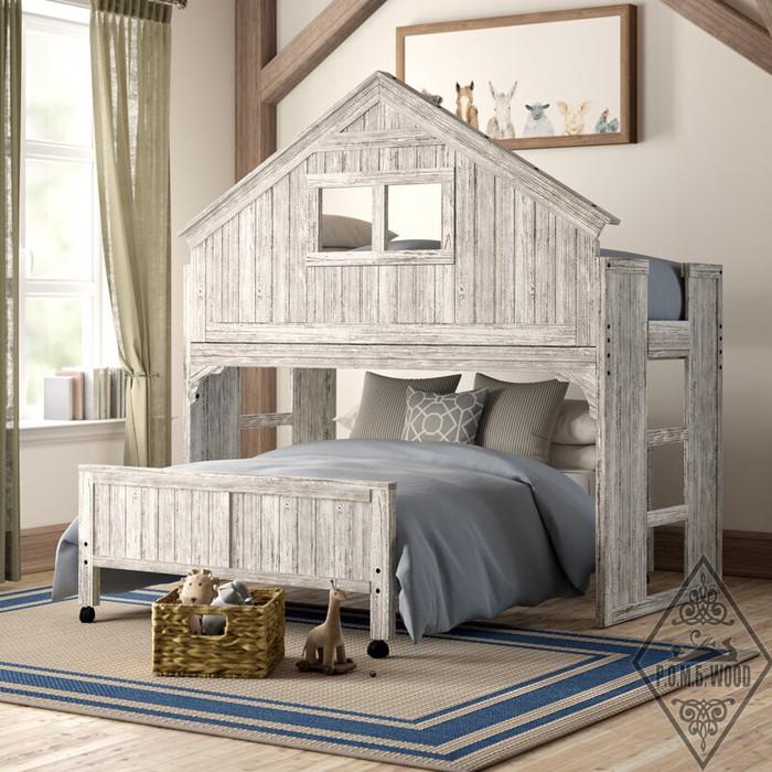"""Ліжко-будиночок """"Барбара"""""""