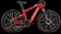 "Велосипед Haibike SEET HardSeven 2.0 Tourney 27,5"", рама L , красно-бело-черный, 2020"