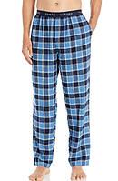 Фирменные фланелевые  мужские пижамные домашние штаны  Томми Хилфигер Tommy Hilfiger Оригинал Размер  L