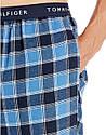 Фирменные фланелевые  мужские пижамные домашние штаны  Томми Хилфигер Tommy Hilfiger Оригинал Размер  L, фото 2