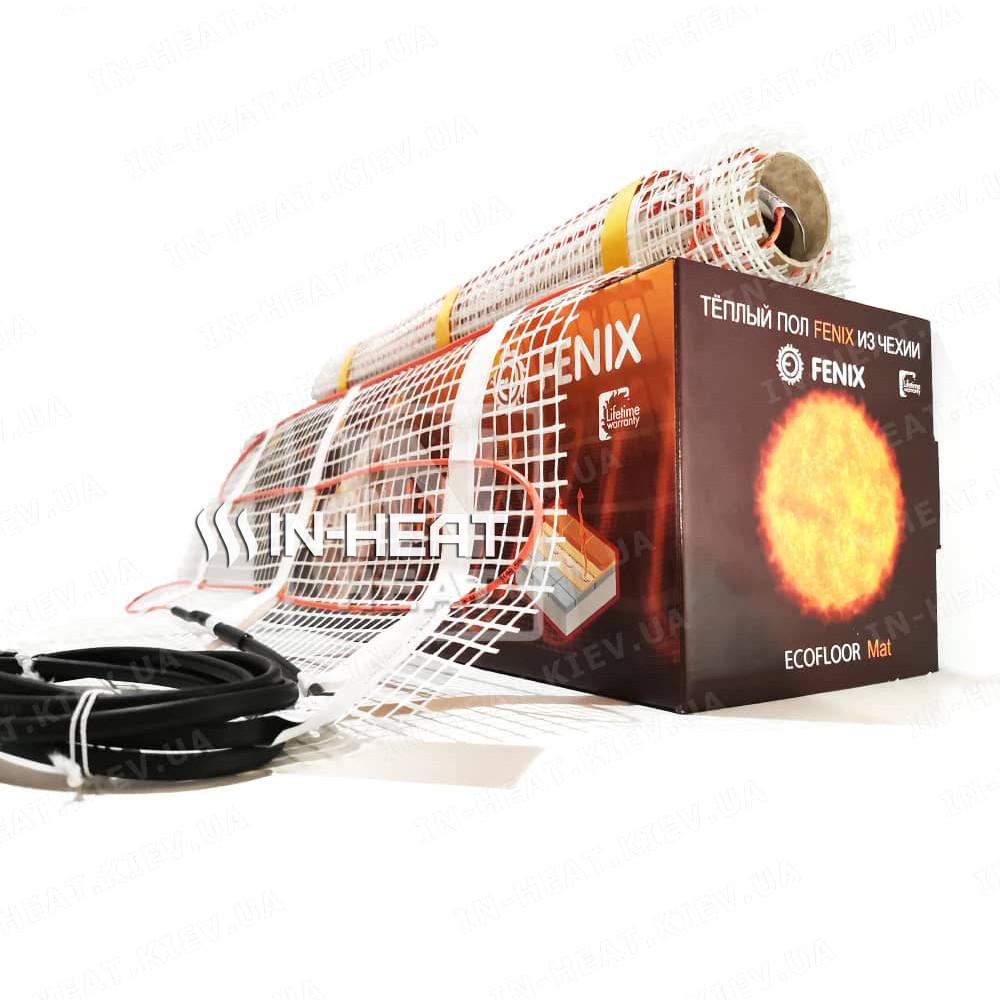 Мат электрический резистивный  Fenix LDTS  / 3  м²  / Теплый пол под плитку Нагревательный мат / Греющие маты