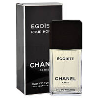 Chanel Egoiste Туалетная вода 100 ml (Шанель Эгоист) Мужская парфюмерия Духи Егоист