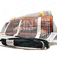 Теплый пол в санузел и ванную Fenix LDTS / 0.8 м² / тонкий нагревательный мат для укладки под плитку
