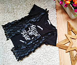 Нарядная футболка  для девочек 6-13 лет Турция,Little star, фото 6