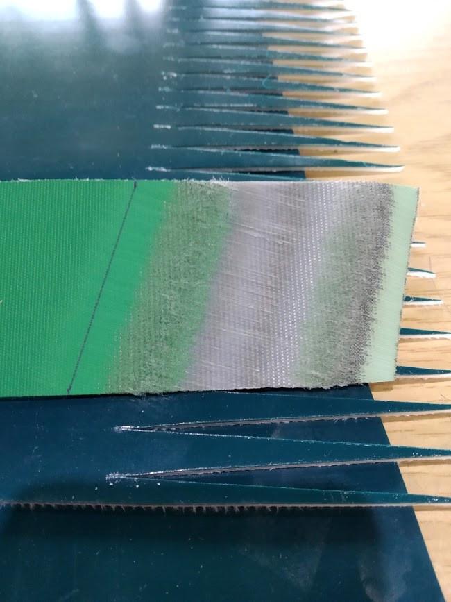 Склейка транспортерних стрічок Habasit на деревообробних підприємствах