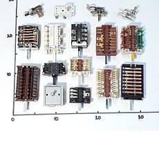 Переключатели и терморегуляторы для электроплит и духовок