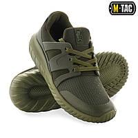Кроссовки мужские тактические, обувь тактическая, кроссовки М-ТАС TRAINER PRO VENT OLIVE, обувь мужская спорт, фото 1