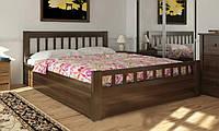 Кровать 140х200 с нишей для белья